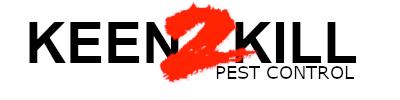 KEEN 2 KILL PEST CONTROL Logo